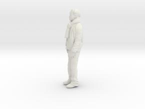 Printle C Homme 600 - 1/32 - wob in White Natural Versatile Plastic