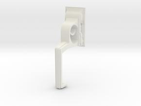 Megatron Trigger Crotch in White Premium Strong & Flexible