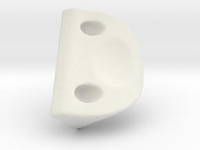Handle DFF in White Premium Versatile Plastic