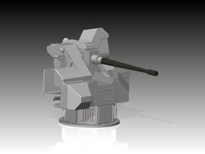 30mm Cannon kit x 1 - 1/48 in Smooth Fine Detail Plastic