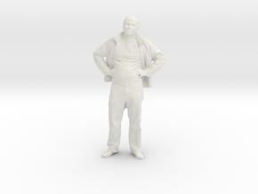 Printle C Homme 926 - 1/32 - wob in White Natural Versatile Plastic