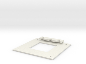 DELL SE177FP WALL MOUNT in White Natural Versatile Plastic