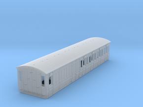 Metropolitan Railway 387 (Brake 3rd Body) OO  in Smooth Fine Detail Plastic