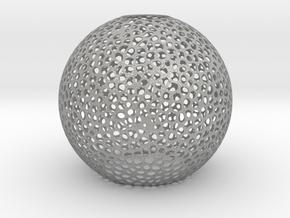 Sphere_vero_3_40mm in Aluminum
