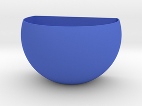 Magnetic Egg Planter in Blue Processed Versatile Plastic