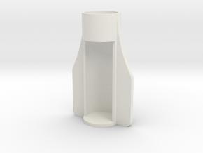 AT-AT Hanger in White Natural Versatile Plastic