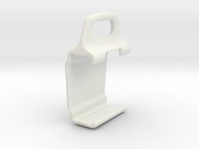 Handle CGH in White Natural Versatile Plastic