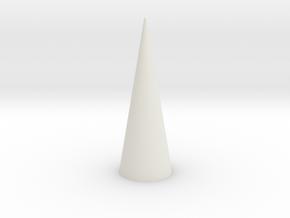 2x6 Spike in White Natural Versatile Plastic