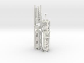 ASK-SHIEN-CF9 - NWX Ahsoka large CF9 kit in White Natural Versatile Plastic