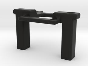 Mamba X Mount in Black Premium Versatile Plastic