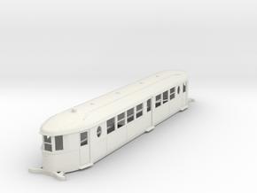 o-32-sr-sent-cammell-railbus in White Natural Versatile Plastic