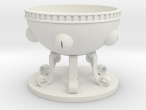 Brazier (Eldritch) in White Natural Versatile Plastic