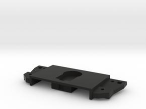 Sprint Booster centered in Black Natural Versatile Plastic