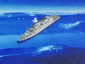 Bergamini-Class FFG (2011), 1/1800 in White Natural Versatile Plastic