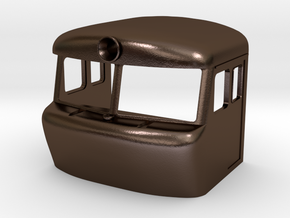 T478.1003 - 1007 CAB in Polished Bronze Steel: 1:160 - N