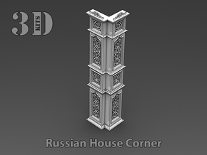 1/35 Russian Corner Column in Smooth Fine Detail Plastic