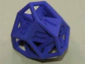 d12 tetartoid in White Strong & Flexible
