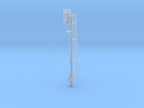 NS Voorsein (1x Rechts) in Smooth Fine Detail Plastic