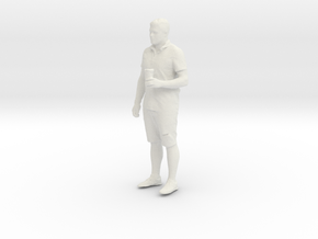 Printle T Homme 091 - 1/35 - wob in White Natural Versatile Plastic