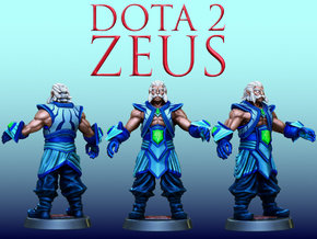 Dota2 Zeus in Full Color Sandstone