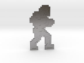 Simon Belmont 8 bit in Polished Nickel Steel