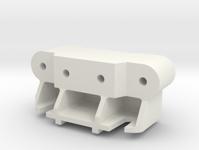 Super A5 part for Tamiya Thundershot/Dragon  in White Natural Versatile Plastic