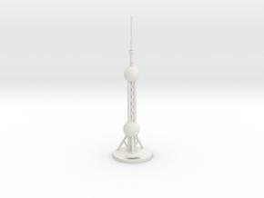 Oriental Pearl (Test Acc) in White Natural Versatile Plastic