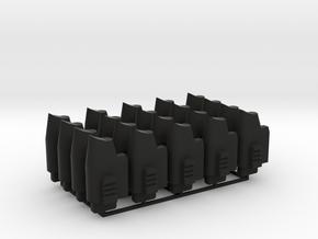 WE Tech G17 Airsoft GBB Part G64 - Magazin Followe in Black Natural Versatile Plastic