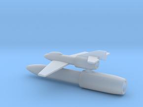 (1:285) Blohm und Voss BV MGRP in Smooth Fine Detail Plastic