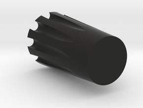 uBITX Volume Knob in Black Premium Versatile Plastic