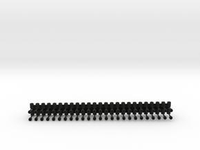 Magnet-Trichterkupplung kurz in Black Natural Versatile Plastic