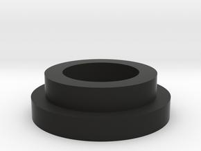 Yaris Spacer in Black Natural Versatile Plastic