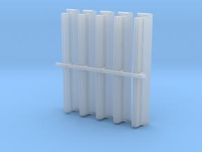 04 220 Knapen 3 5Stk. in Smoothest Fine Detail Plastic