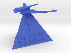 Son'a - Fleet 1 in Blue Strong & Flexible Polished