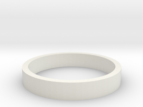 FRONT LENS INSERT (4 of 8) in White Strong & Flexible