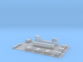 Floor Plan Dev in Smooth Fine Detail Plastic