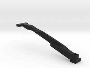 sworkz s14.2 rear brace in Black Natural Versatile Plastic