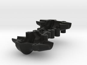 Enigma Diff Case v1 in Black Natural Versatile Plastic