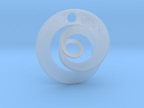 Mobius IX in Smooth Fine Detail Plastic