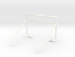 Roll cage 1/25 V1 in White Processed Versatile Plastic
