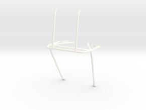 Roll cage 1/25 V3 in White Processed Versatile Plastic
