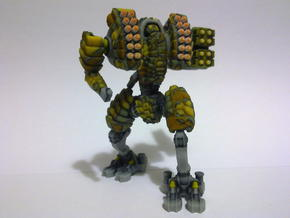 Heavy Mech suit in Full Color Sandstone