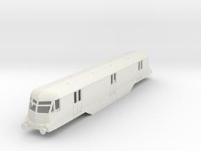 0-87-gwr-parcels-railcar-34-1a in White Natural Versatile Plastic