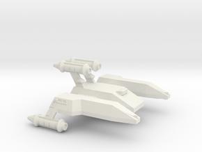 3125 Scale LDR New Heavy Cruiser (NCA) CVN in White Natural Versatile Plastic