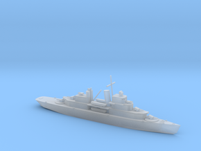 1/700 Scale USS Erie PG-50 Gunboat in Smooth Fine Detail Plastic