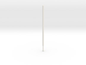 LightBlade in White Natural Versatile Plastic