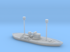 1/600 Scale Light Ship WAL-605 in Smooth Fine Detail Plastic