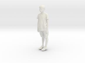 Printle C Kid 223 - 1/32 - wob in White Natural Versatile Plastic