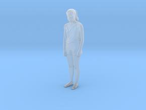 Printle C Kid 222 - 1/32 - wob in Smooth Fine Detail Plastic