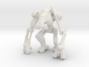 Half-life's DOG in White Natural Versatile Plastic